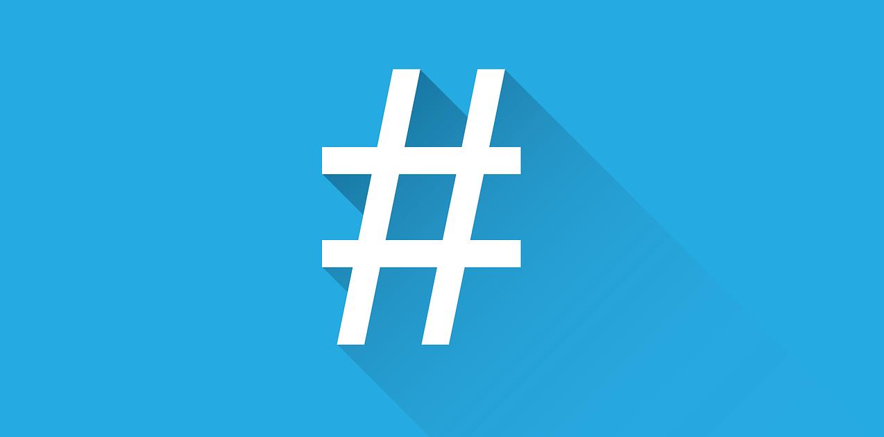 twitter community managment hashtag društvene mreže