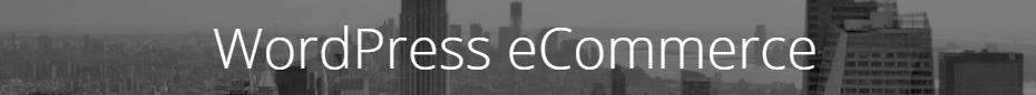 wpecommerce wordpress web shop