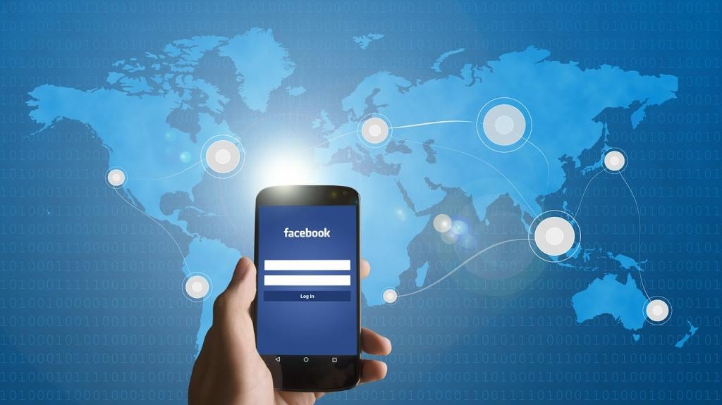 facebook stranica profil i grupa povezanost u svijetu