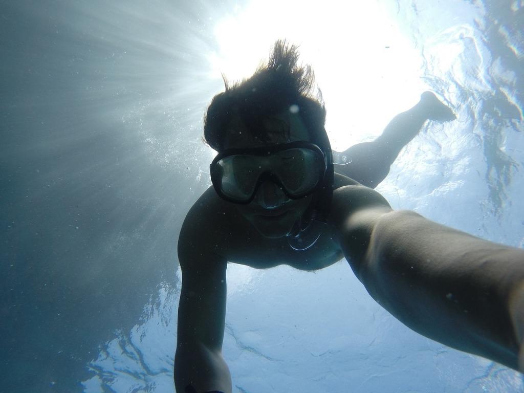 plivanje i ronjenje s maskom putovanje