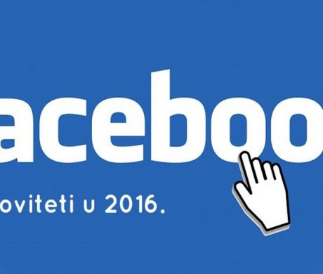Facebook noviteti u 2016. godini