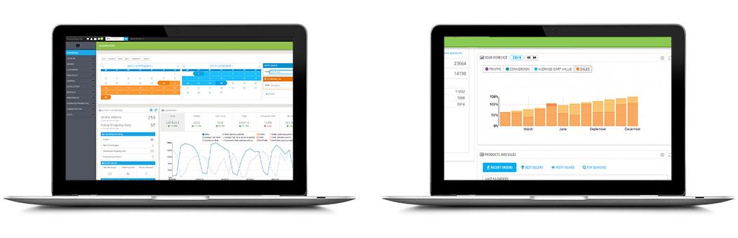 Izrada web shopa - statistički prikaz podataka